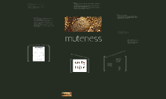Mutness