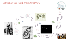 Section 2: The Fight Against Slavery