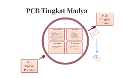 PCB Tingkat Madya