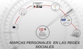 Copy of MARCAS PERSONALES  EN LAS REDES SOCIALES