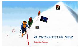 Proyecto de vida Sebastian Romero