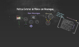 Relaciones México - Centroamérica