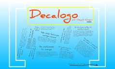 Decalogo Deepak Chopra