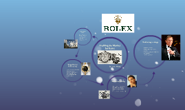 Profiling the Market for Rolex