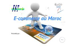 Commerce Electronique au Maroc