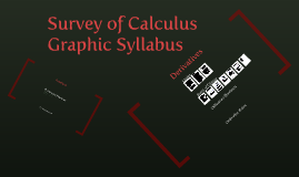 Survey Graphic Syllabus