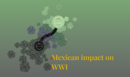 Mexican impact on WWII