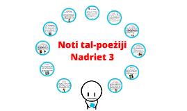 it-tnax-il waħda