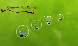Conservation Officer