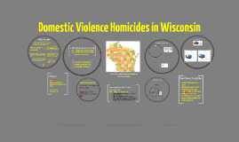 DV Homicide Trends in WI