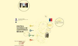 Copy of POLÍTICA NACIONAL DE CONVIVENCIA ESCOLAR