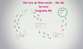 Copy of Carrera de Observación - Día del Servicio