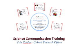Copy of PhD Journey Conference Science Communication Workshop