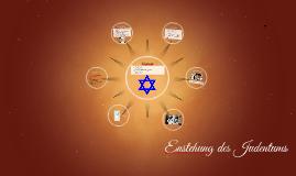 Enstehung des Judentums