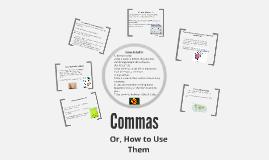 Comma Usage (9th Grade)