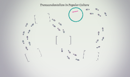 Transcendentalism in Popular Culture