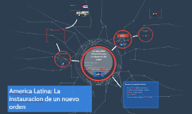 America Latina: La instauracion de un nuevo orden