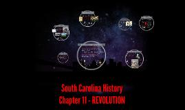 Copy of South Carolina History