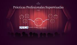 Prácticas Profesionales Supervisadas