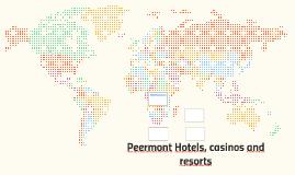 Peermont Hotels, casinos and resorts