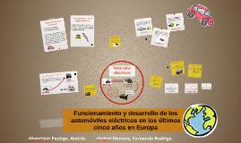 FUNCIONAMIENTO Y DESARROLLO DE LOS AUTOMOVILES ELÉCTRICOS EN