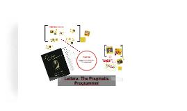 Leitura: The Pragmatic Programmer