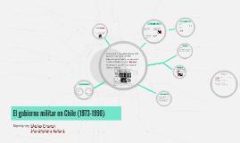 El gobierno militar en Chile (1973-1990)