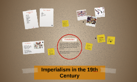 Imperialism in the 19th Century