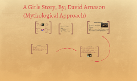 A Girls Story, By; David Aranson