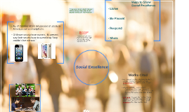 Social Excellence