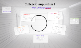College Composition I with Narration