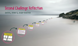 Second Challenge Reflection