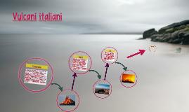 Vulcani italiani