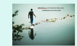 Mindfulness en el contexto educativo
