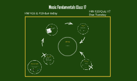 Music Fundamentals Class 17