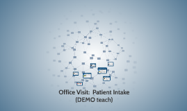 Copy of Office Visit:  Patient Intake