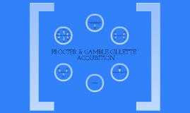 Procter & Gamble-Gillette
