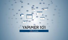 Toffler Yammer 101