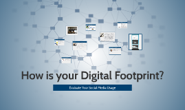Copy of How is your Digital Footprint?