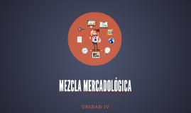 MEZCLA MERCADOLÓGICA