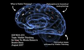 EDF4033 AT1 Visible Thinking