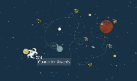 Character Education Awards 2014