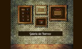 Galería del Barroco