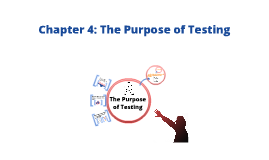 Copy of The Purpose of Testing