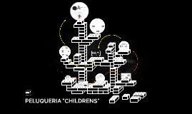 """PELUQUERIA """"CHILDRENS"""""""