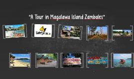 """A Tour in Magalawa Island Zambales"""