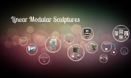 Modular Linear Sculptures