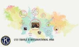 1/12 Circle k international gbm