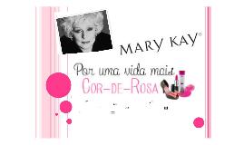 Mary Kay Apresentacao Externa