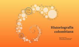 Historiografía colombiana